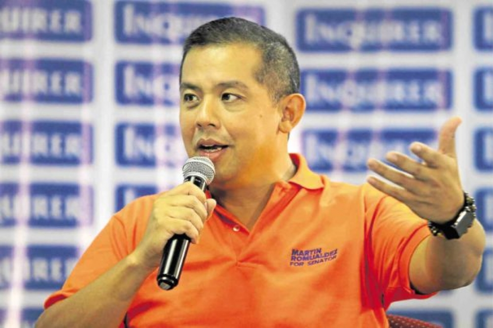 Romualdez urges support for federalism to speed up growth