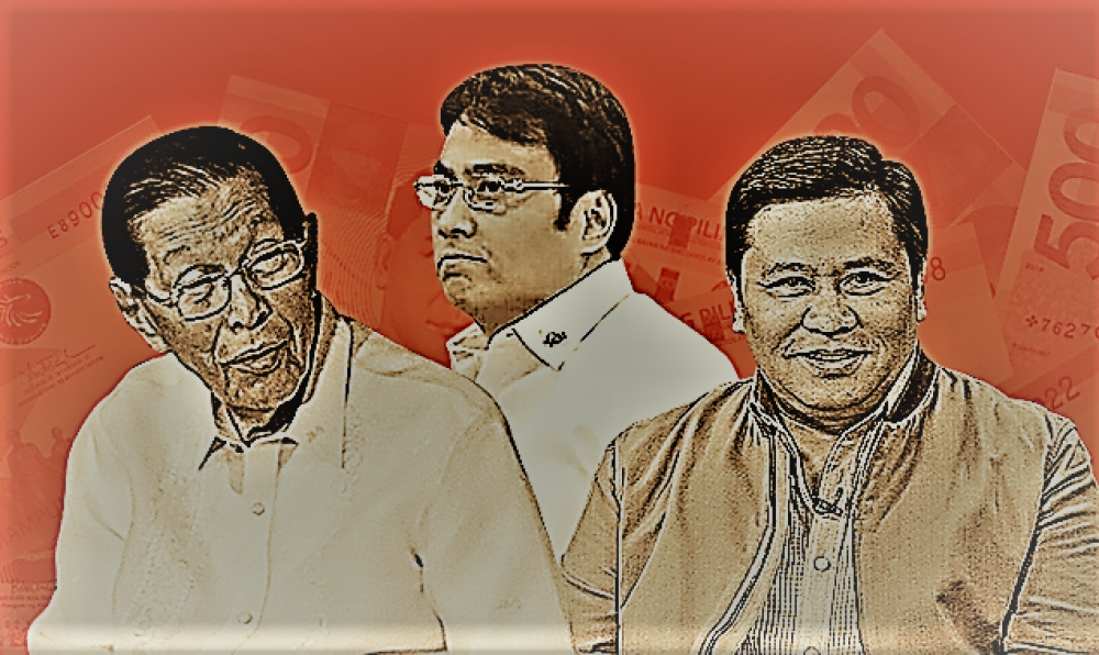 The Senate PDAF scammers