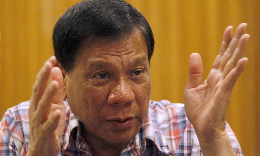 Rodrigo Duterte promised during his campaign to change to a federal parliamentary form of government.