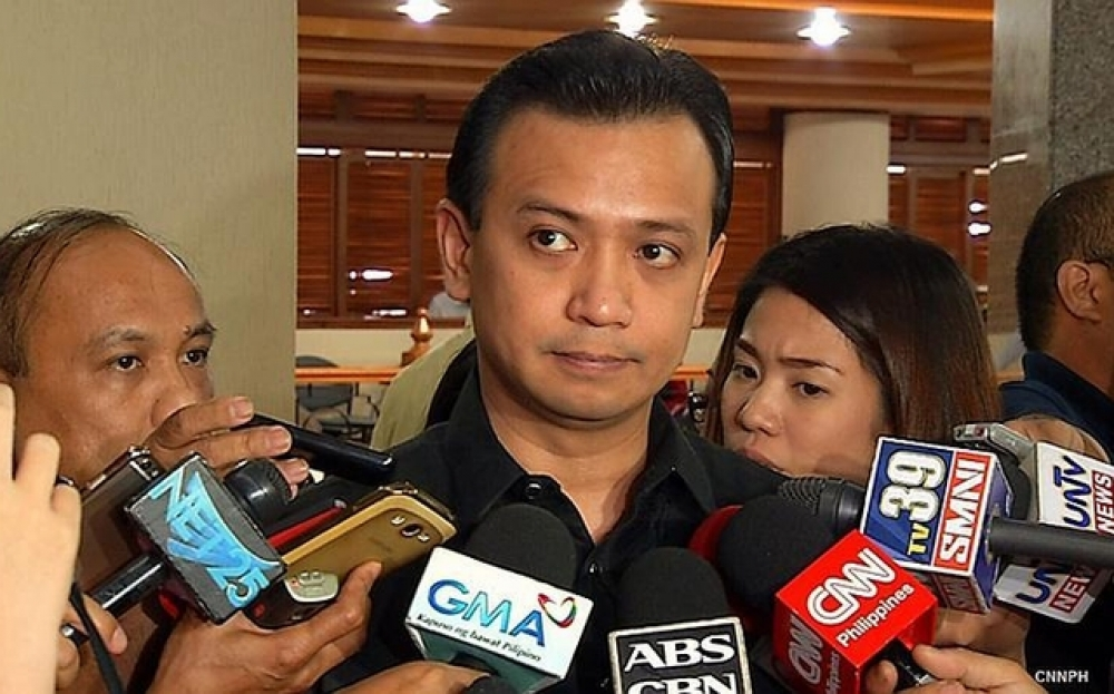 Trillanes' Magdalo co-mutineers in control of Customs