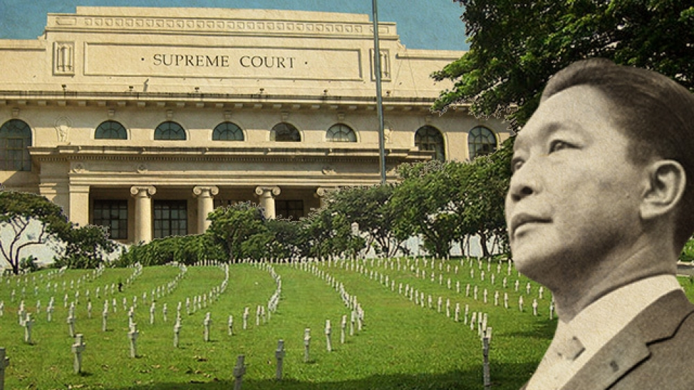 Supreme Court on Marcos